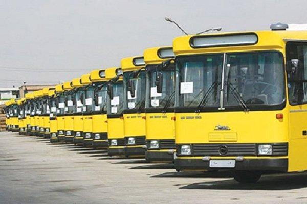 ناوگان حمل و نقل شهری یزد 11 ساله است