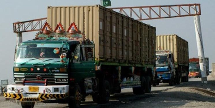 افزایش واردات و کاهش صادرات پاکستان به افغانستان