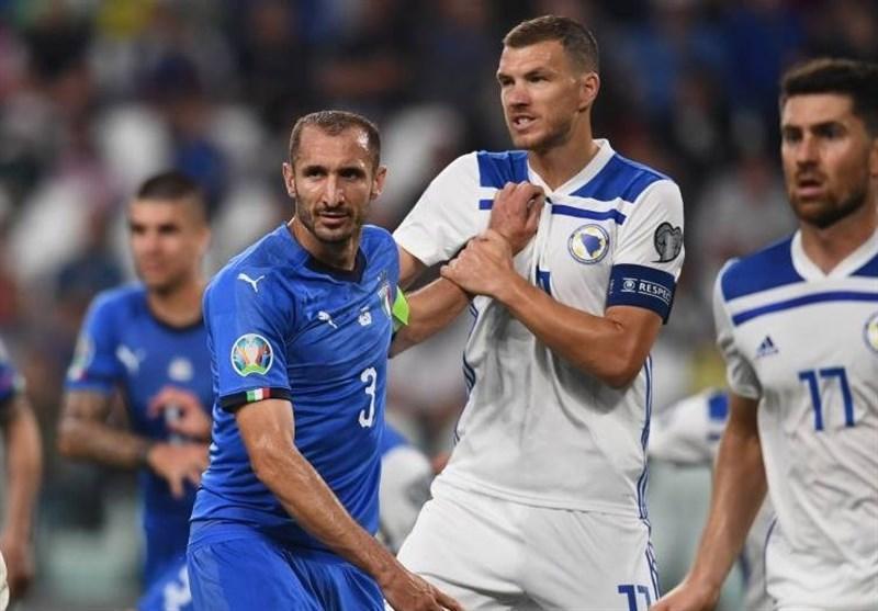 ژکو: نتیجه بازی بوسنی و ایتالیا ناعادلانه بود، هنوز بایکن رُم هستم