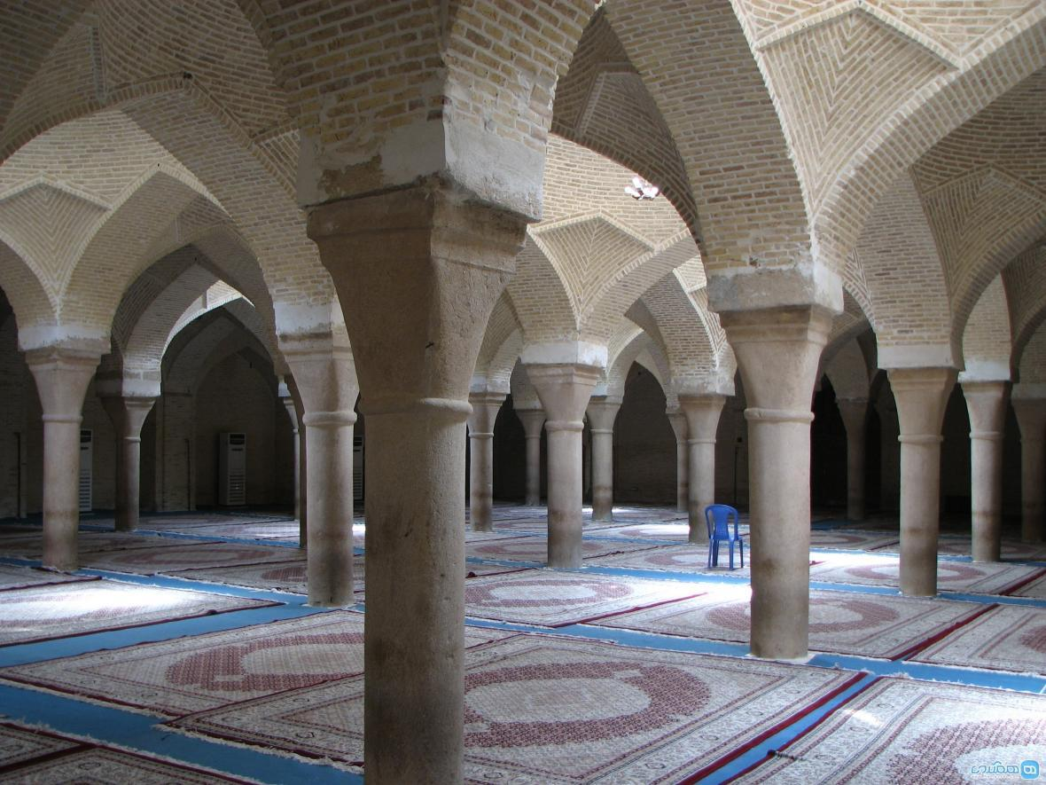 بزرگترین مسجد ایران را بشناسید