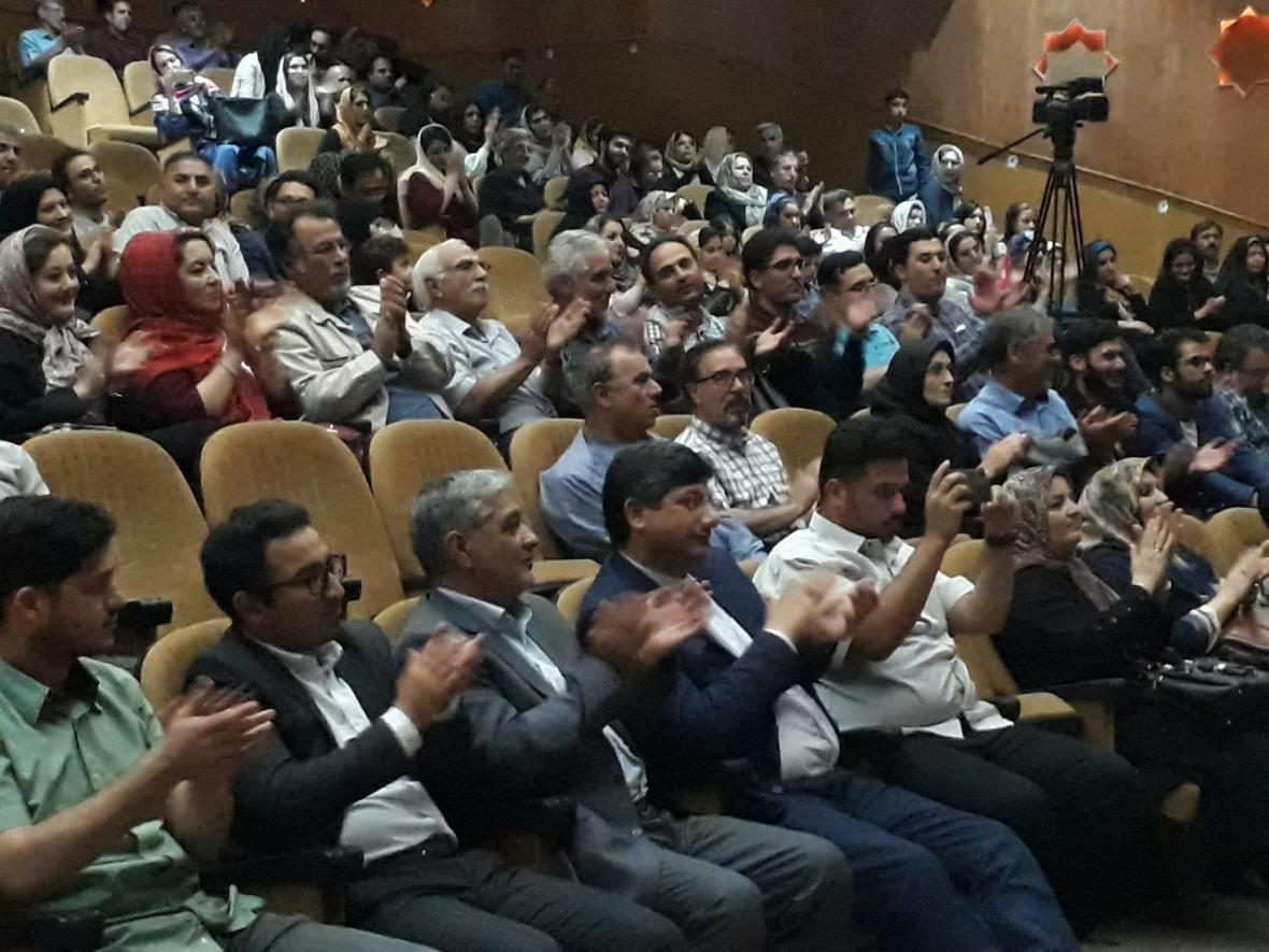 شب موسیقی آذربایجانی در اردبیل برگزار گشت