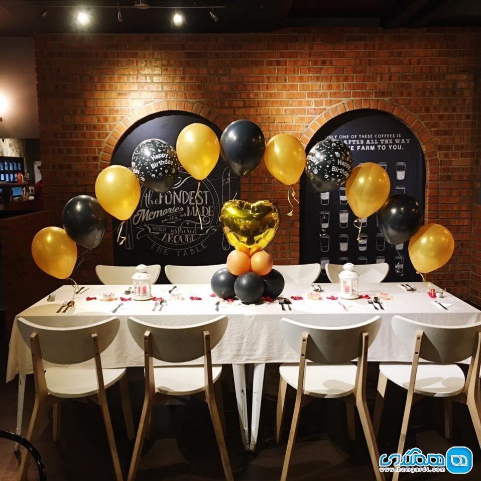 کافه تولدهای تهران ، جشن تولدتان را بی نقص برگزار کنید