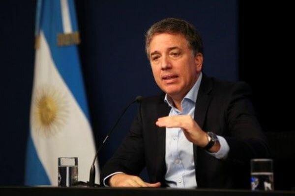وزیر خزانه داری آرژانتین از مقام خود استعفا کرد