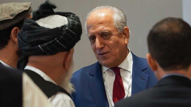 خلیلزاد: توافق با طالبان آماده تایید ترامپ است