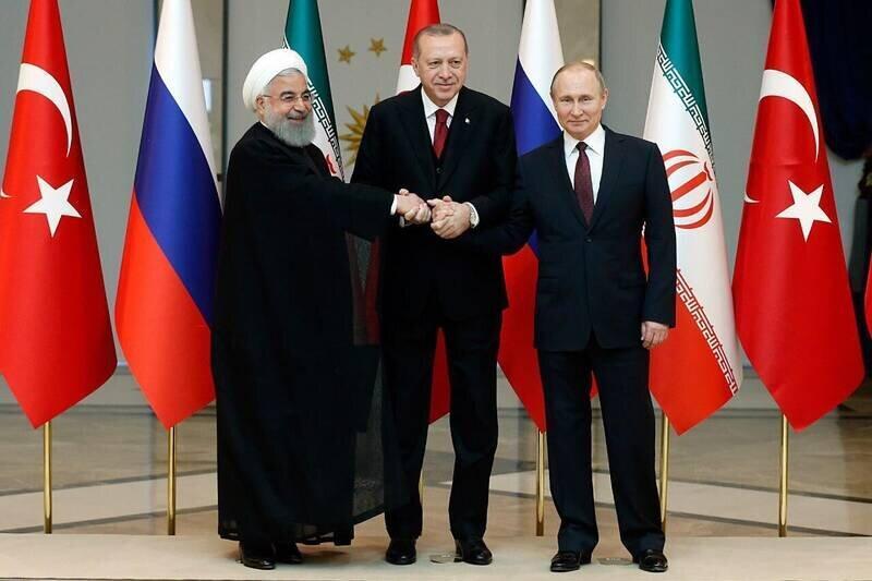 زمان دقیق جلسه روحانی، اردوغان و پوتین درباره سوریه اعلام شد