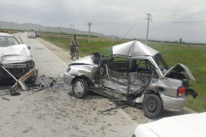 7 کشته در حادثه جاده کرمان - ماهان