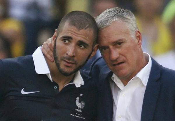 دشان: بازگرداندن بنزما به تیم ملی فرانسه؟ دنبال منافع شخصی نبودم