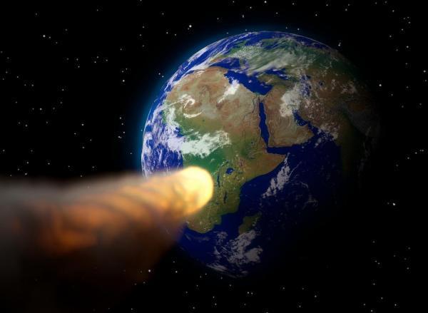 انحراف جهت یک سیارک خطرناک با موشک